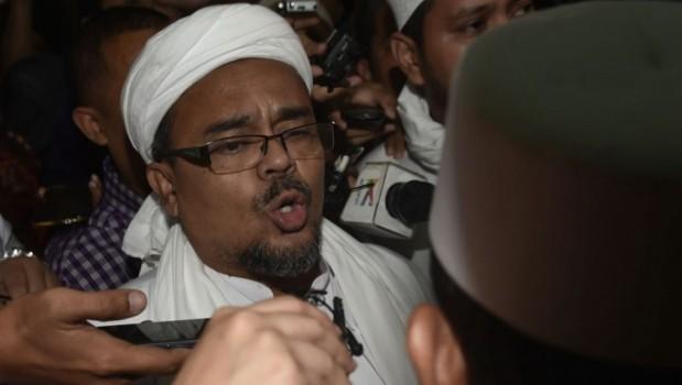 Habib Rizieq Rencanakan Gelar Tabligh Akbar Jelang Tahun Baru 2017, Diperkirakan 4000 Jamaah Hadir