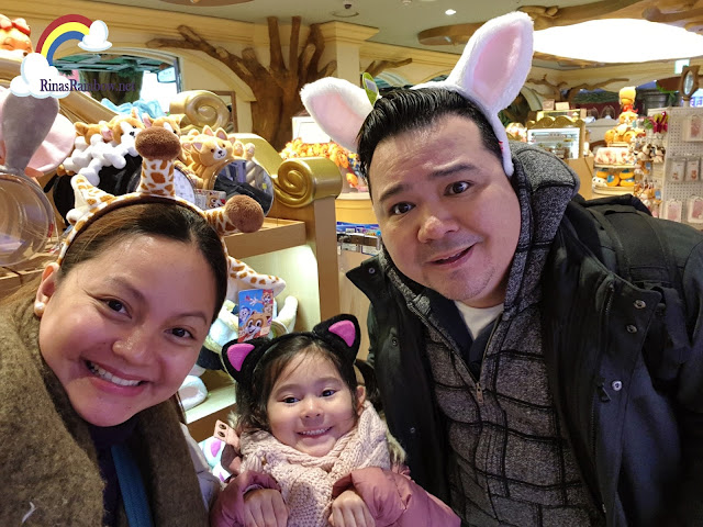 Lotte World Adventure, Funny headbands