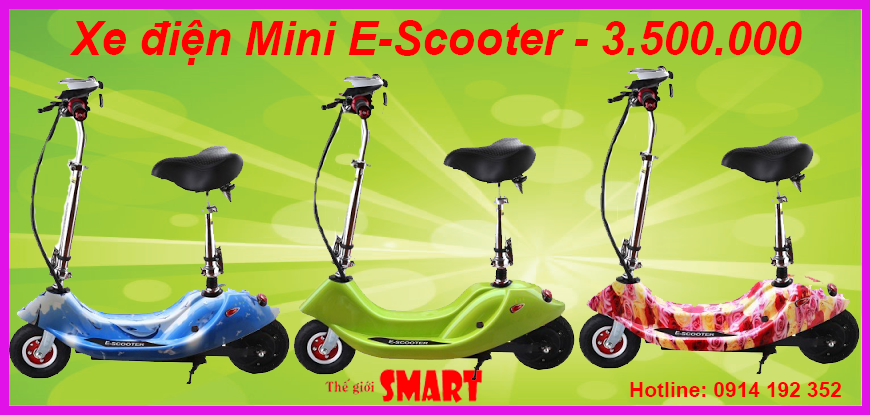 mini e-scooter