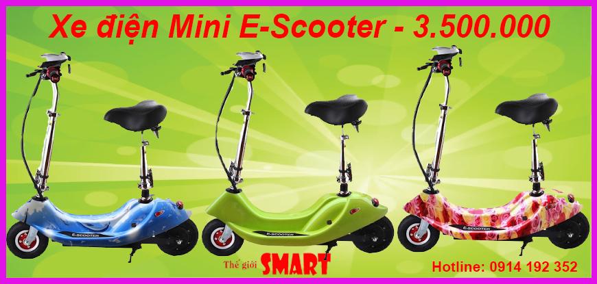 mini e-scooter