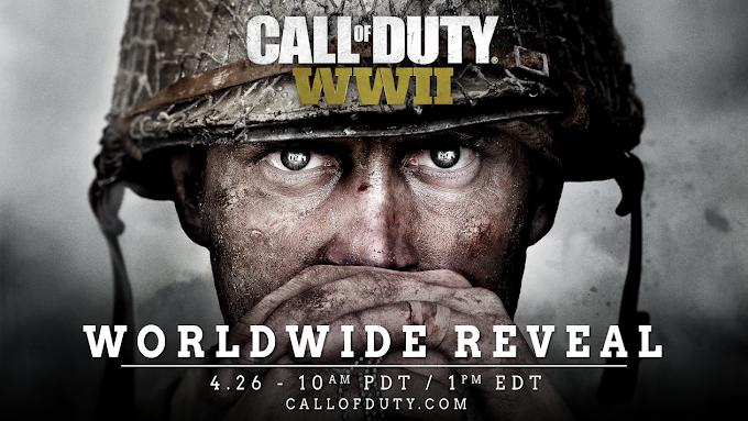 Resmi ! Activision Mengumumkan Tanggal Rilis Call of Duty: World War II