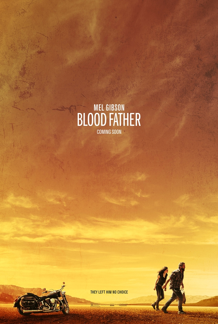 Póster: Blood Father