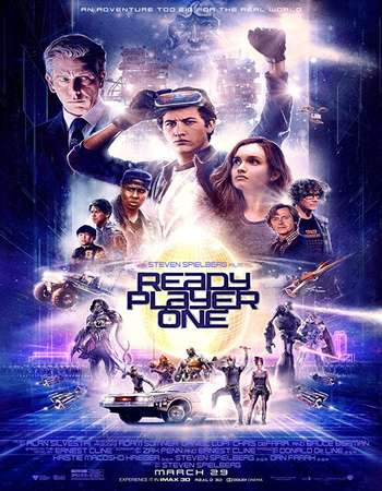 Ready Player One 2018 Full English Movie Download