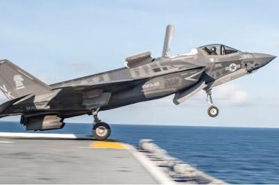 Departemen Pertahanan (Dephan) Amerika Serikat (AS) mengirimkan pesawat tempur canggih F-35Bs ke Korea Selatan (Korsel). Pesawat tempur canggih terbaru itu diikutsertakan dalam latihan militer bersama tahunan ditengah ketegangan dengan Korea Utara (Korut) yang terus meningkat