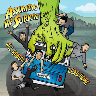 Assuming We Survive - All Roads Lead Home (2016) - Album Download, Itunes Cover, Official Cover, Album CD Cover Art, Tracklist