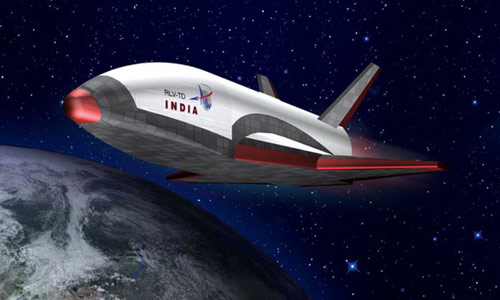 ISRO Successfully Launches Made in India Space Shuttle (RLV-TD)