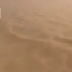 ( VIDEO ) desierto de oman convertido en mar.