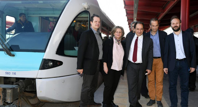 Η  Βόρεια Πελοπόννησος αποκτά ξανά σιδηρόδρομο