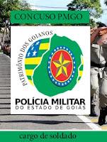 Apostila Polícia Militar-GO preparatória para Soldado PMGO 2017