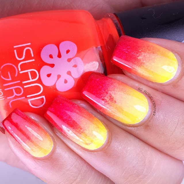 Sunsets Nails