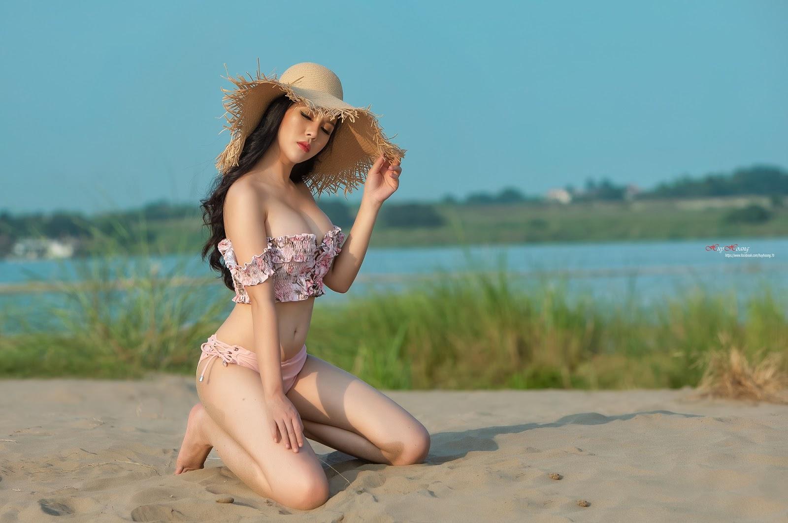Trên bờ cát @BaoBua: Việt Nam Sexy Girl