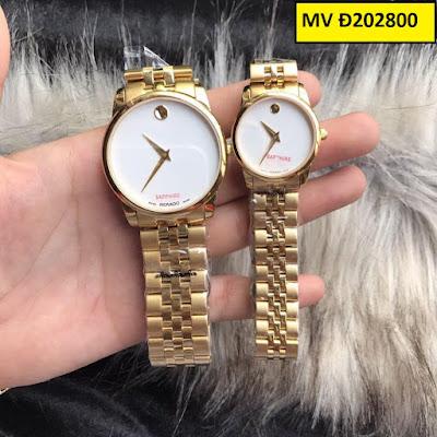 đồng hồ cặp đôi Movado Đ202800