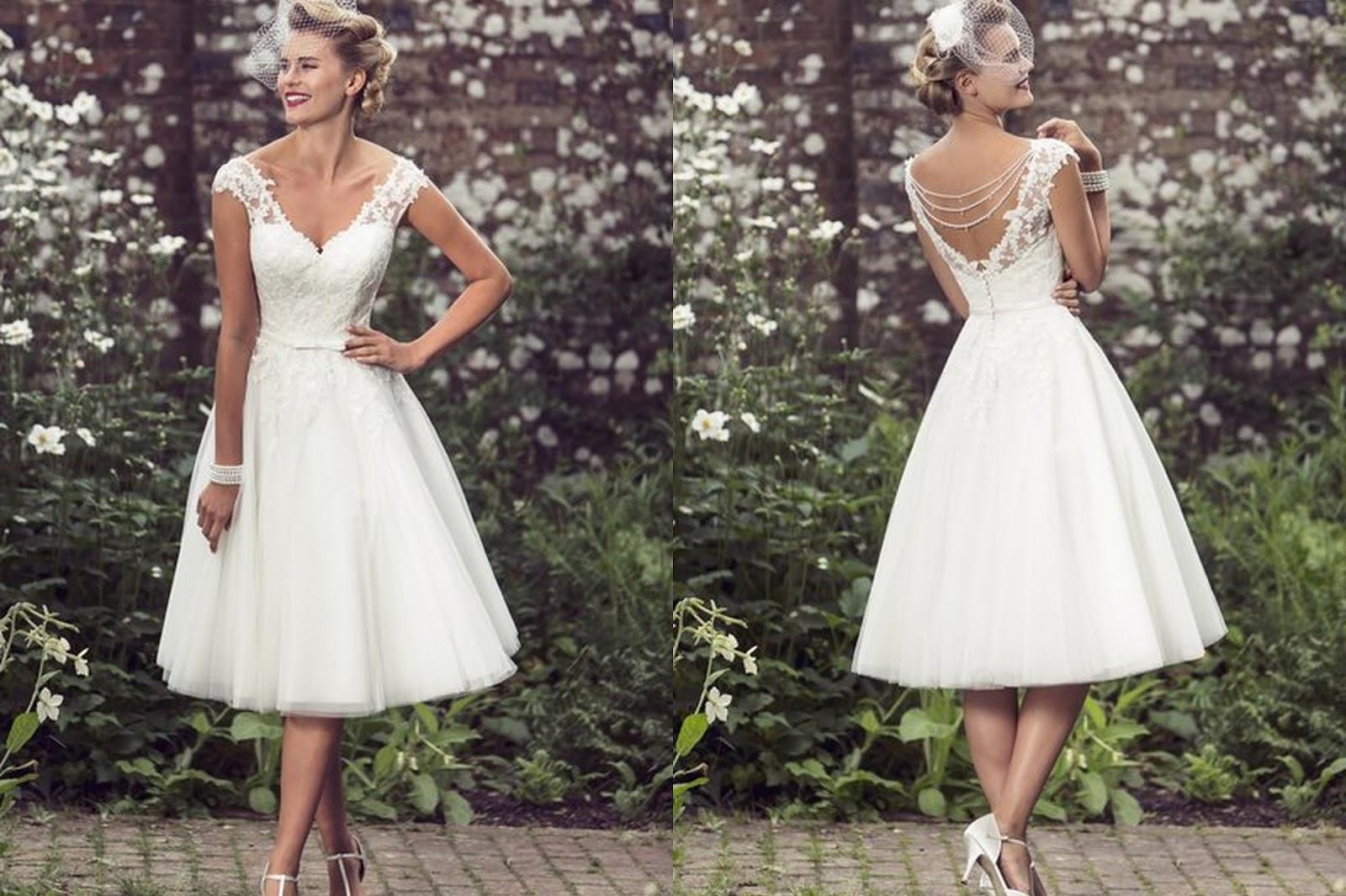 Fashion │ Les Robes De Mariée Vintage Chez Alessparis