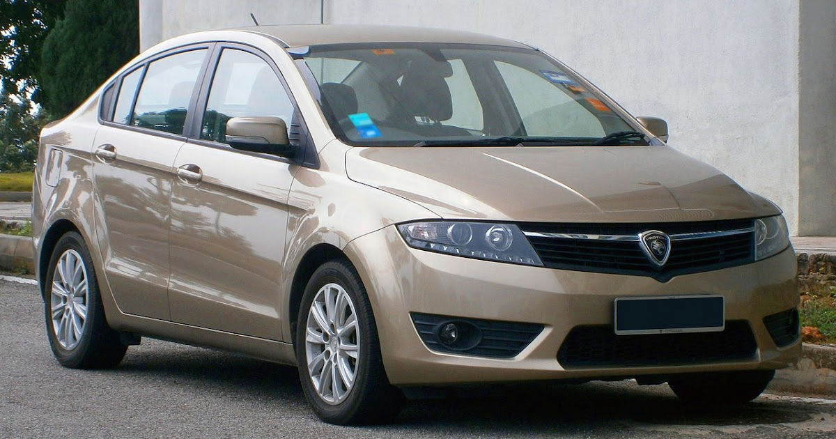 Motoring Malaysia The Proton Preve With Four Years And 48000km