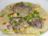 Oxtail Sopas, Oxtail with Macaroni Soup