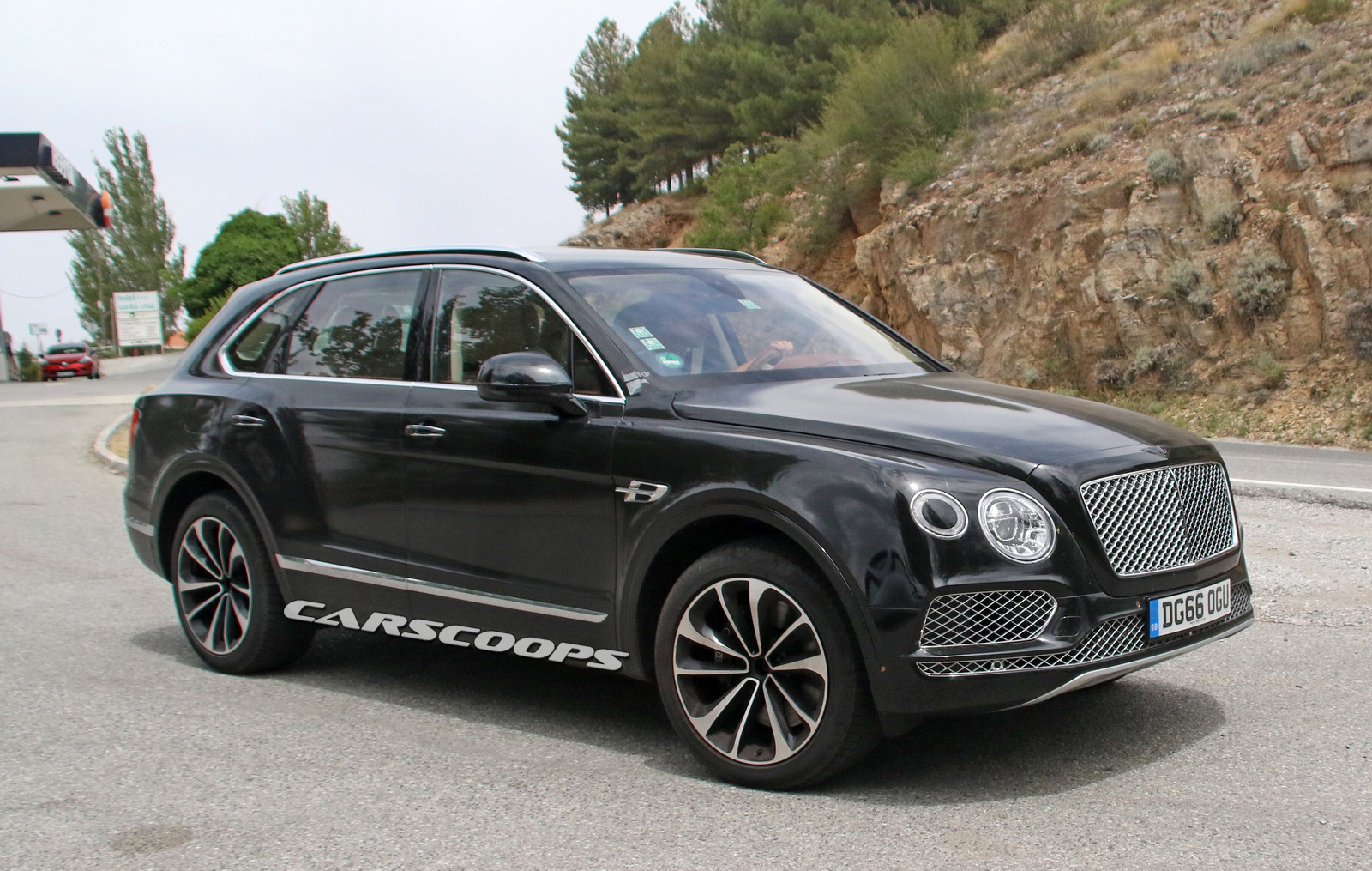 Spied: Plug-In Hybrid Bentley Bentayga Is Another First