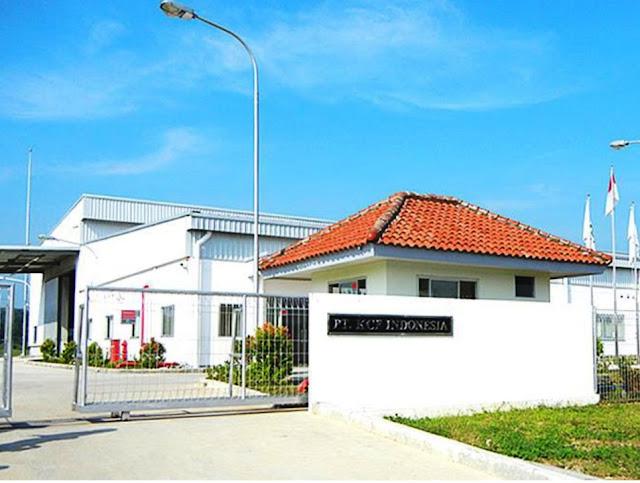 Lowongan Kerja Jobs : Quality Control Lulusan Min SMA SMK D3 S1 Semua Jurusan PT KCF Indonesia