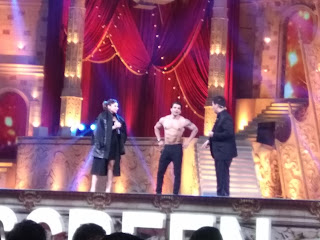 Star screen awards karan singh grover topless
