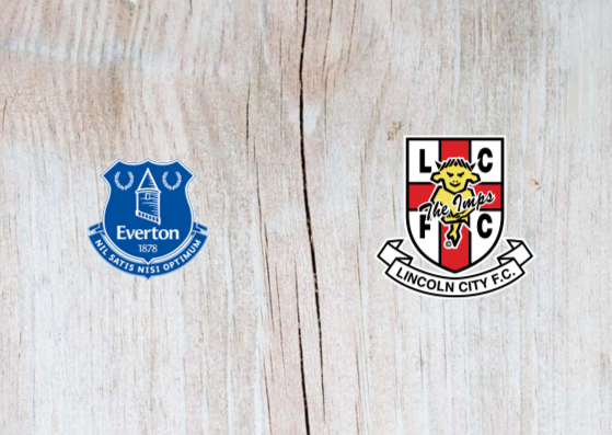 Everton vs Lincoln City - Highlights 5 January 2019