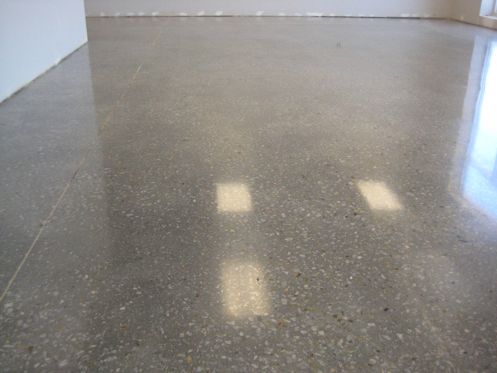 Creative juice the pulp types of residential flooring for Residential concrete floor wax