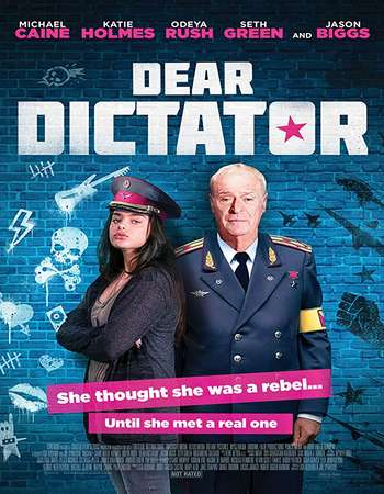 Dear Dictator 2018 English 280MB Web-DL 480p ESubs