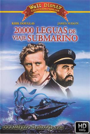 20000 Leguas De Viaje Submarino [1080p] [Latino-Ingles] [MEGA]