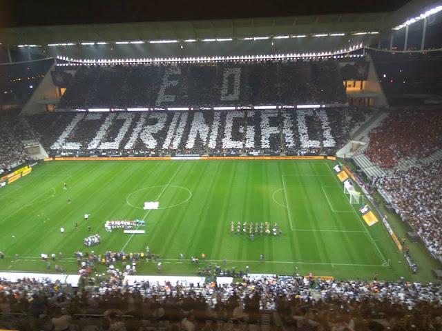 Ingressos Corinthians x Flamengo Brasileirão 2018