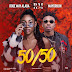 VIDEO: Rose May Alaba ft. Mayorkun – 50/50