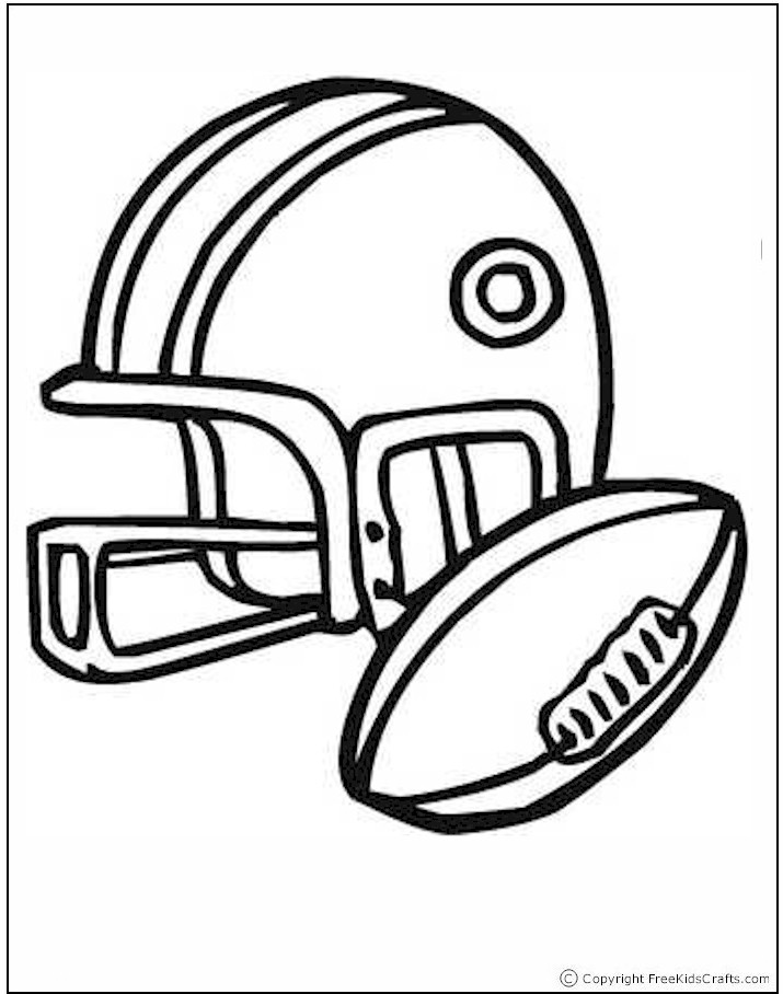 free coloring pages for boys sports. Black Bedroom Furniture Sets. Home Design Ideas