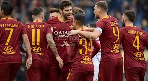 روما يحقق الفوز على نادي سبال بثلاثية في الجولة السادسة عشر من الدوري الايطالي