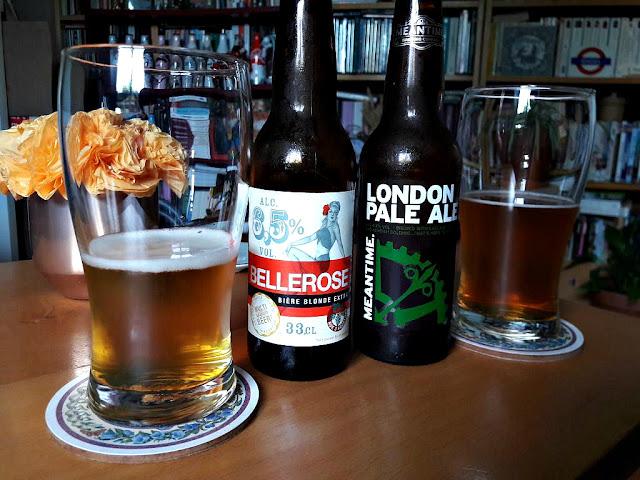 Bières Monoprix bières artisanales alcool Bellerose London Pale Ale