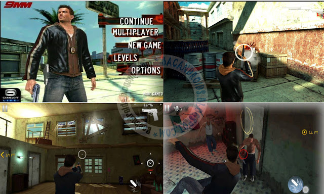 game 9MM HD Action terbaru Apk DataFull Update