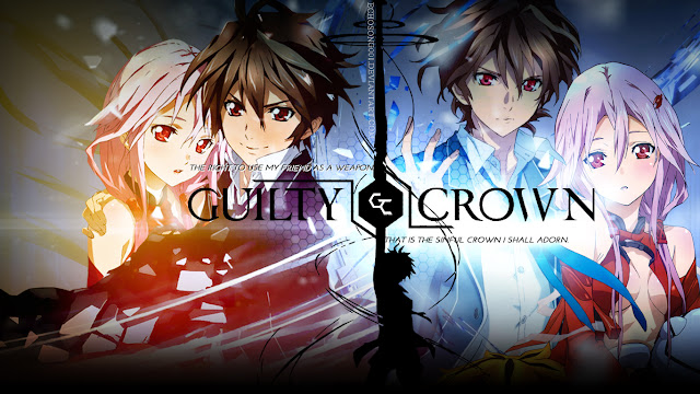 Guilty Crown Sub Indo