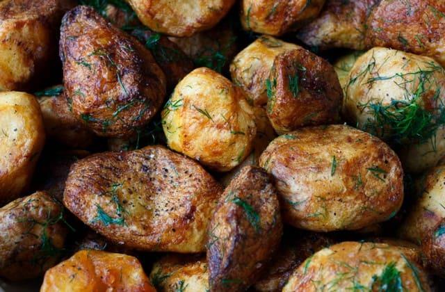 Baked potato, kentang oven nan lezat