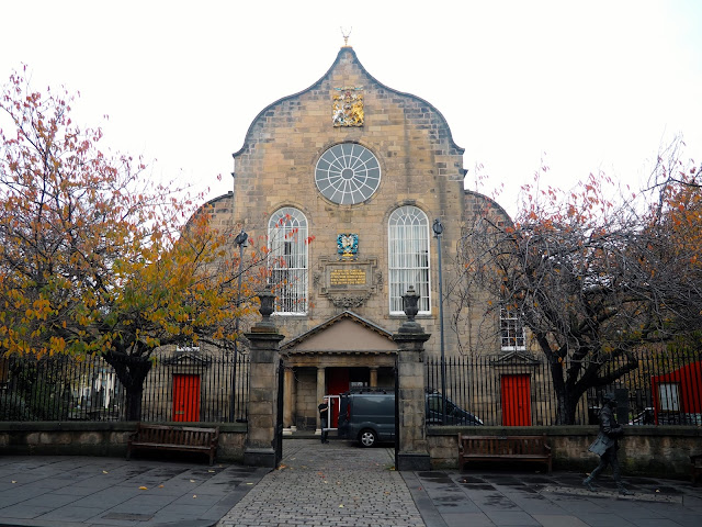 Canongate Kirk, Royal Mile, Edinburgh