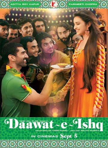 Daawat-E-Ishq (2014) Movie Poster No. 3