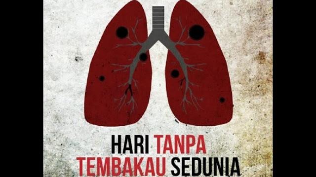 <br/>Hari Tanpa Tembakau Sedunia Ajak Sehari Puasa Rokok<br/>
