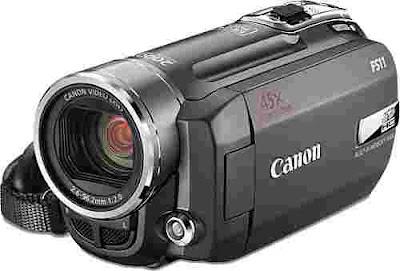 Canon FS11 Manual