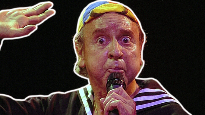 "Carlos Villagrán se despide de ""Quico"""