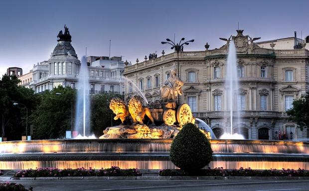 Roteiro de dois dias em Madri