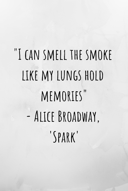 Review of 'Spark' by Alice Broadway