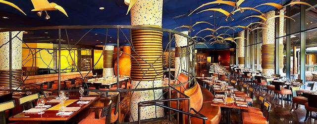 Restaurante Jiko na Disney em Orlando