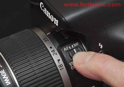 cara menggunakan kamera dslr canon 8