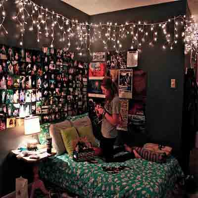 fangirl bedroom decor inspiration tumblr inspire room decoration