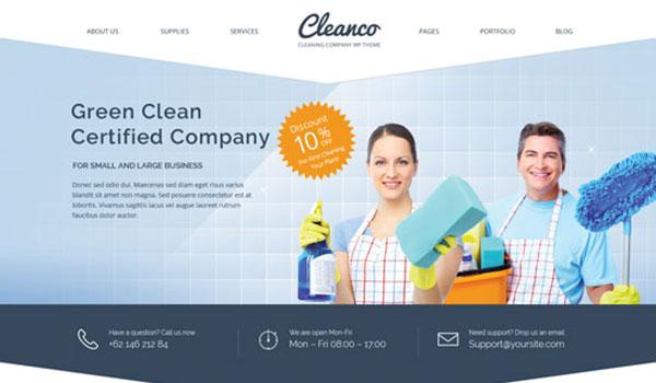 cleanco-cleaning-company-wordpress-theme