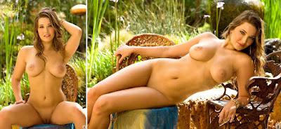 Girls of Playboy - Christine Veronica - Cybergirls - Women of Playboy 01 - September 2011