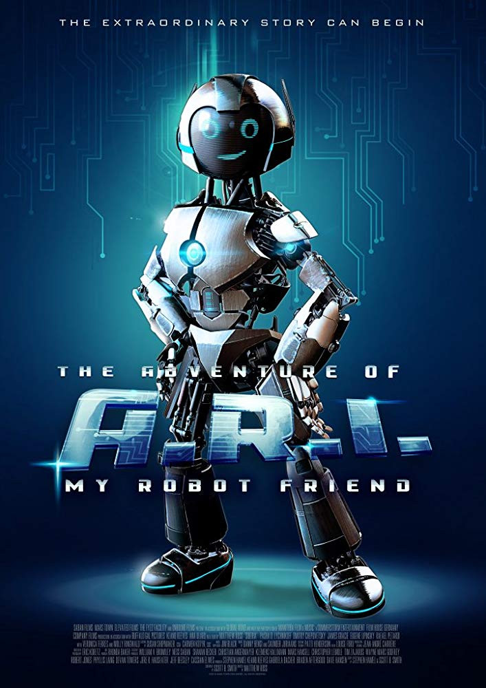 The Adventure of A.R.I. My Robot Friend 2020 English 300MB HDRip ESubs Download