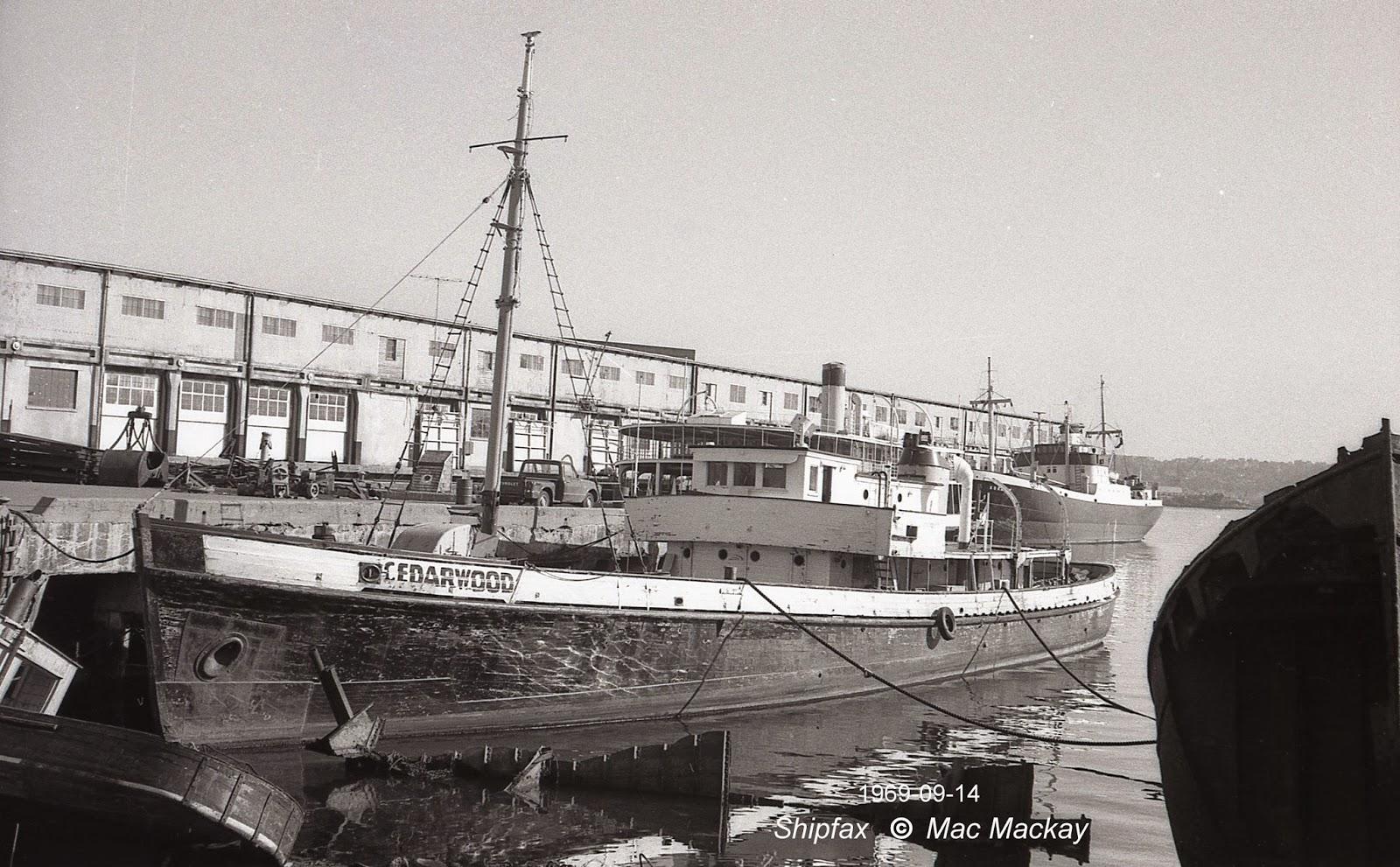 Shipfax Nova Scotia Coasters Part 2