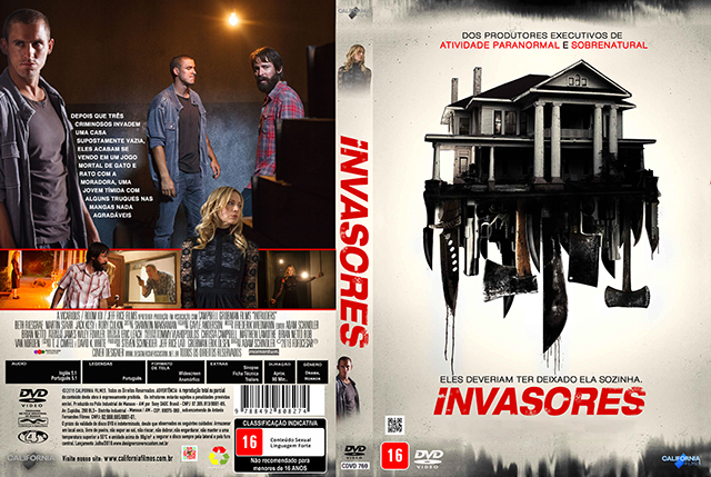 Invasores BDRip Dual Áudio Invasores 2B  2BXANDAODOWNLOAD