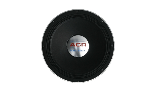 SPEAKER 12 INCH ACR BLACK MAGIC 1280